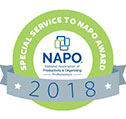 President's Service Award for NAPO